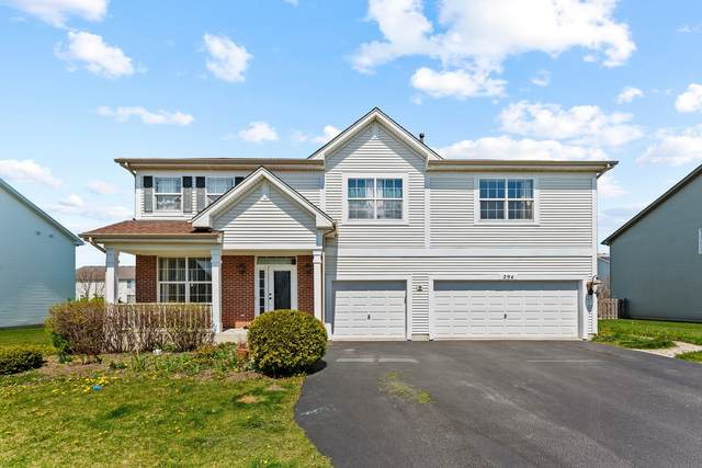 294 W Caldwell Drive, Round Lake, IL 60073 (MLS #11071203) :: Ryan Dallas Real Estate