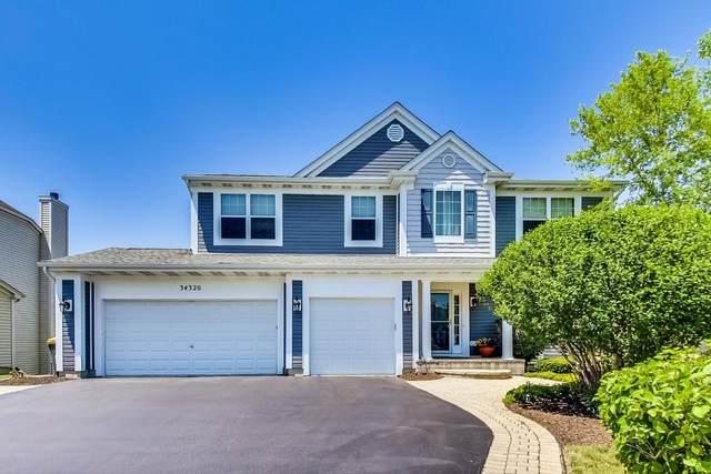 34320 N Stonebridge Lane, Grayslake, IL 60030 (MLS #11071347) :: Ryan Dallas Real Estate