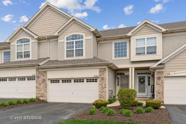 1722 Fieldstone Court #1722, Shorewood, IL 60404 (MLS #11071360) :: Helen Oliveri Real Estate