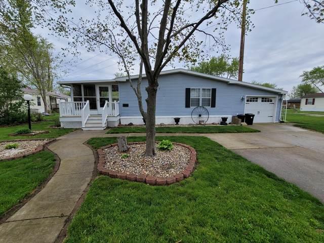 601 Bureau Street, Mahomet, IL 61853 (MLS #11071398) :: Ryan Dallas Real Estate