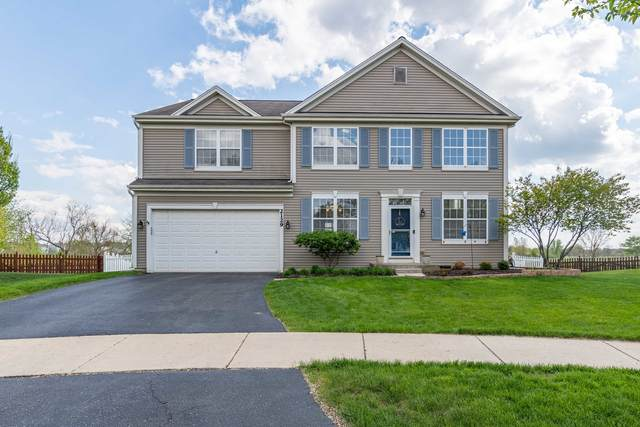2129 Emma Court, Montgomery, IL 60538 (MLS #11071474) :: Carolyn and Hillary Homes