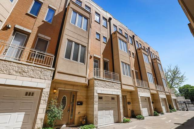 3256 W Armitage Avenue #4, Chicago, IL 60647 (MLS #11071534) :: Rossi and Taylor Realty Group