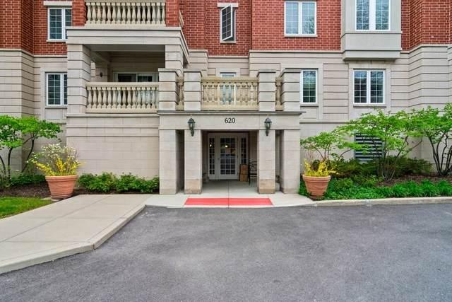 620 Homewood Avenue #407, Highland Park, IL 60035 (MLS #11071554) :: Janet Jurich