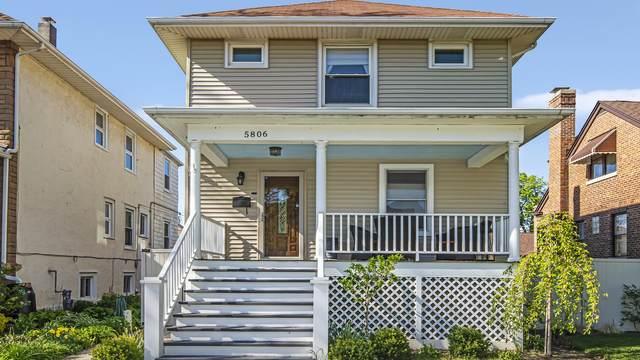 5806 W Berenice Avenue, Chicago, IL 60634 (MLS #11071566) :: Jacqui Miller Homes