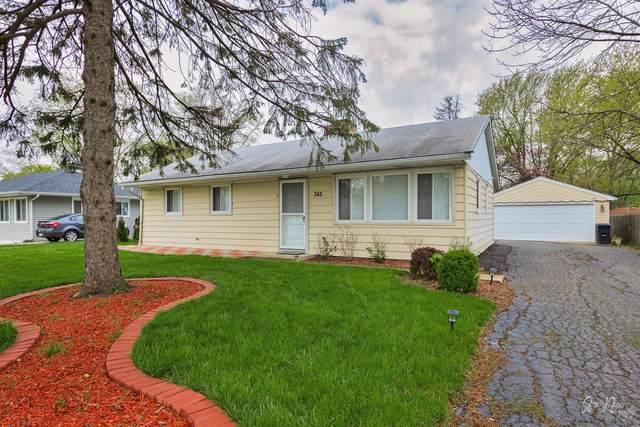 742 W Maple Avenue, Mundelein, IL 60060 (MLS #11071568) :: Helen Oliveri Real Estate