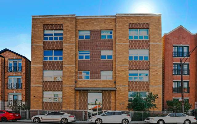 1617 W Grand Avenue 4E, Chicago, IL 60622 (MLS #11071573) :: Helen Oliveri Real Estate