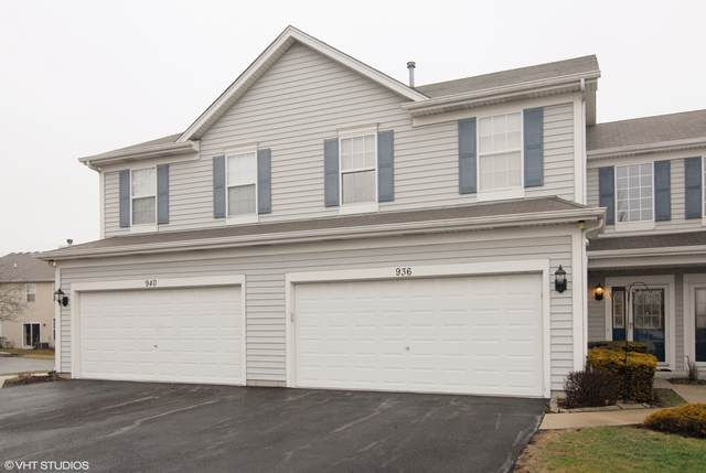 936 Moultrie Court #936, Naperville, IL 60563 (MLS #11071581) :: Carolyn and Hillary Homes