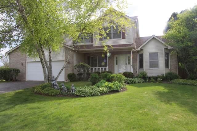 1270 Amber Court, Woodstock, IL 60098 (MLS #11071592) :: Littlefield Group