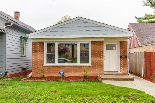 3916 Warren Avenue, Bellwood, IL 60104 (MLS #11071647) :: Janet Jurich