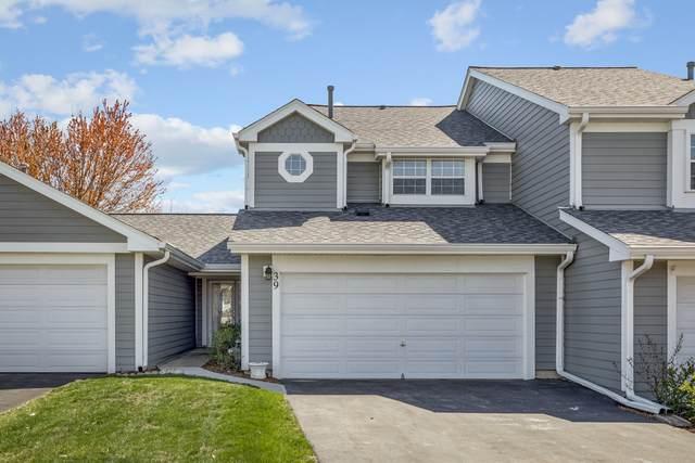 39 White Pine Drive, Schaumburg, IL 60193 (MLS #11071656) :: Helen Oliveri Real Estate