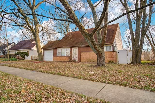 22111 Central Park Avenue, Park Forest, IL 60466 (MLS #11071668) :: Helen Oliveri Real Estate