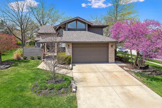 600 Woodcrest Lane, Lemont, IL 60439 (MLS #11071707) :: Janet Jurich