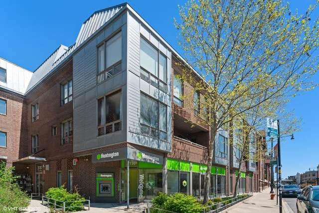 2130 W North Avenue #208, Chicago, IL 60647 (MLS #11071756) :: Helen Oliveri Real Estate