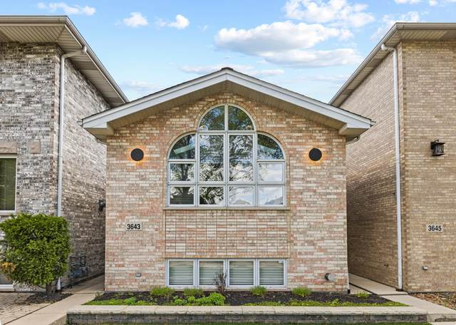3643 S Normal Avenue, Chicago, IL 60609 (MLS #11071758) :: Ryan Dallas Real Estate
