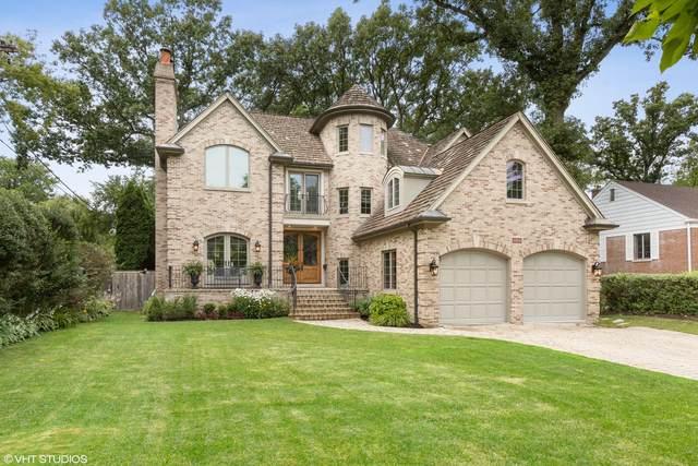 1213 Princeton Place, Wilmette, IL 60091 (MLS #11071767) :: Helen Oliveri Real Estate