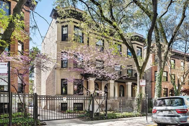 927 W Gordon Terrace #2, Chicago, IL 60613 (MLS #11071908) :: Helen Oliveri Real Estate