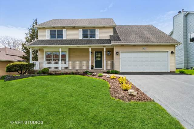 583 Cleavland Drive, Bolingbrook, IL 60440 (MLS #11071994) :: Carolyn and Hillary Homes
