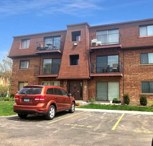 604 Cobblestone Circle C, Glenview, IL 60025 (MLS #11072014) :: John Lyons Real Estate