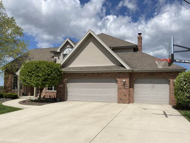 1179 Yamma Ridge, New Lenox, IL 60451 (MLS #11072059) :: Helen Oliveri Real Estate