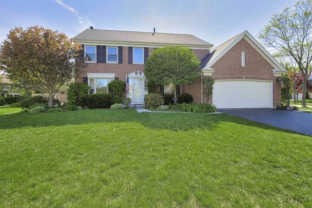 715 Mayfair Court S, Buffalo Grove, IL 60089 (MLS #11072182) :: Helen Oliveri Real Estate