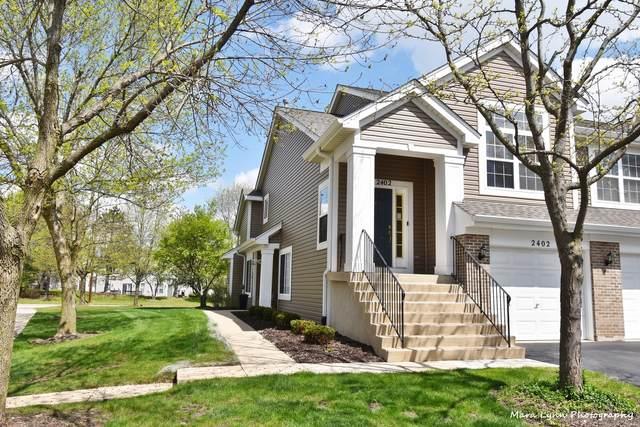 2402 Wilton Lane #2402, Aurora, IL 60502 (MLS #11072214) :: Carolyn and Hillary Homes