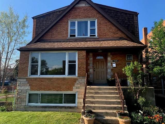 4424 W 55th Street, Chicago, IL 60632 (MLS #11072233) :: Helen Oliveri Real Estate
