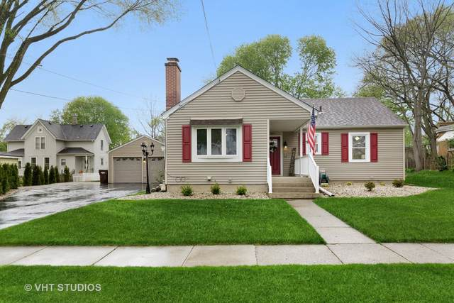 10911 N Church Street, Huntley, IL 60142 (MLS #11072287) :: Helen Oliveri Real Estate