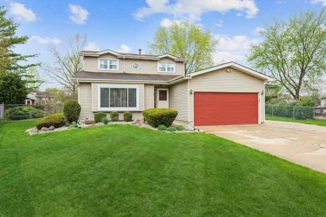 846 River Drive, Carol Stream, IL 60188 (MLS #11072319) :: Helen Oliveri Real Estate