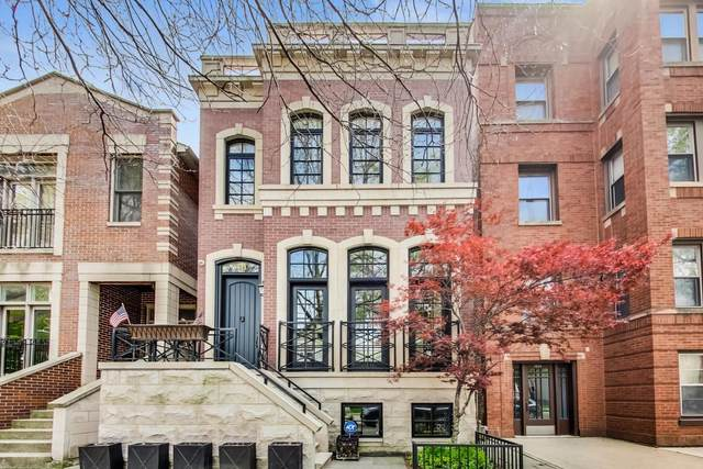 1923 W School Street, Chicago, IL 60657 (MLS #11072364) :: Littlefield Group