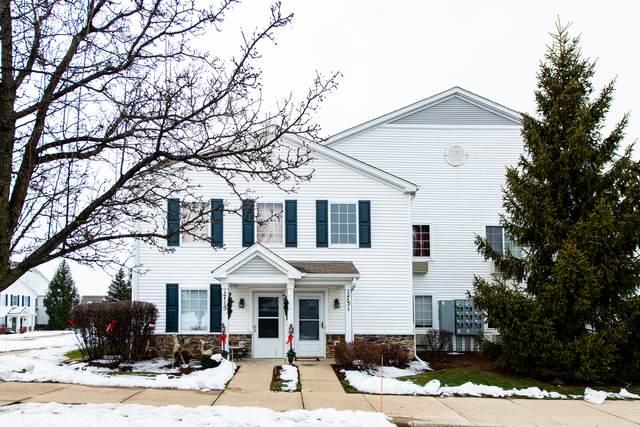 1731 Silverstone Drive #1731, Carpentersville, IL 60110 (MLS #11072388) :: Helen Oliveri Real Estate
