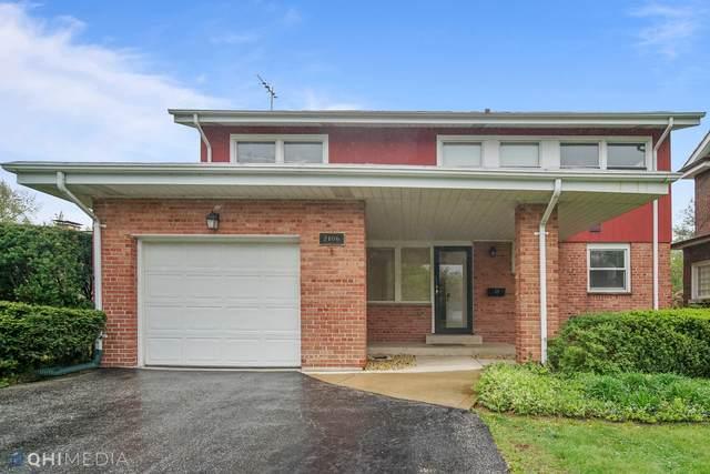 2106 Hagen Lane, Flossmoor, IL 60422 (MLS #11072447) :: Helen Oliveri Real Estate