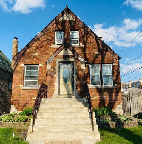2815 N Mont Clare Avenue, Chicago, IL 60634 (MLS #11072459) :: Littlefield Group