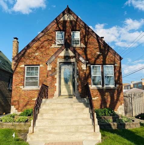 2815 N Mont Clare Avenue, Chicago, IL 60634 (MLS #11072459) :: Helen Oliveri Real Estate