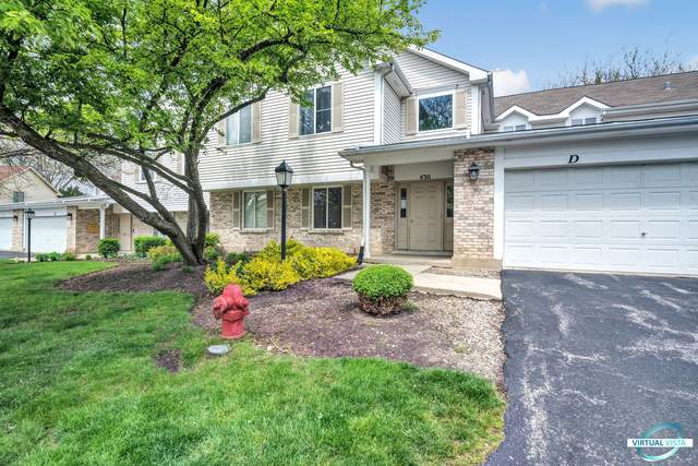 430 Somerset Court B, Aurora, IL 60504 (MLS #11072467) :: Carolyn and Hillary Homes