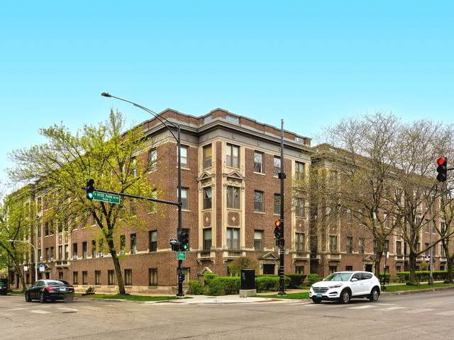 5108 S Woodlawn Avenue 3G, Chicago, IL 60615 (MLS #11072497) :: The Spaniak Team