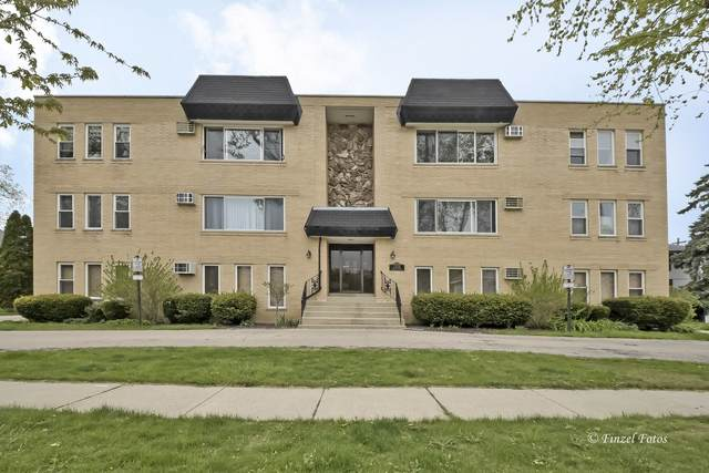 1328 Webford Avenue #205, Des Plaines, IL 60016 (MLS #11072536) :: Littlefield Group
