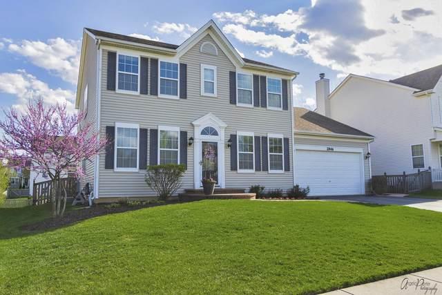 2846 Fieldbrook Avenue, Wauconda, IL 60084 (MLS #11072543) :: Helen Oliveri Real Estate