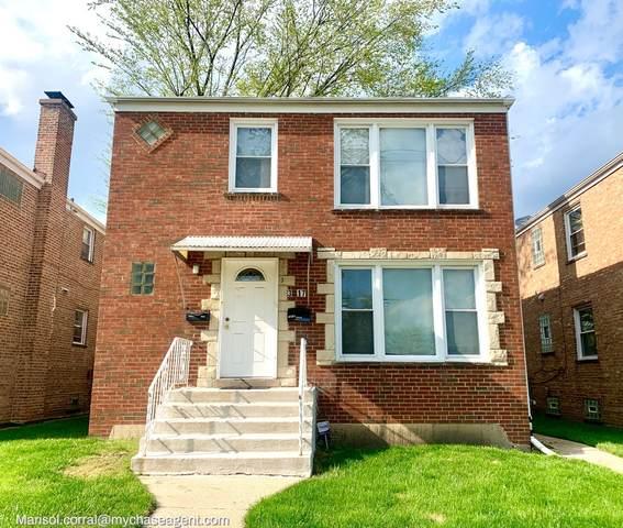 3317 Jackson Street, Bellwood, IL 60104 (MLS #11072550) :: Helen Oliveri Real Estate