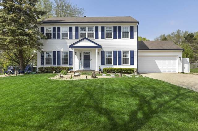 808 Longacre Court, Island Lake, IL 60042 (MLS #11072555) :: Helen Oliveri Real Estate