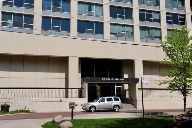 5201 S Cornell Avenue 27D, Chicago, IL 60615 (MLS #11072602) :: The Spaniak Team