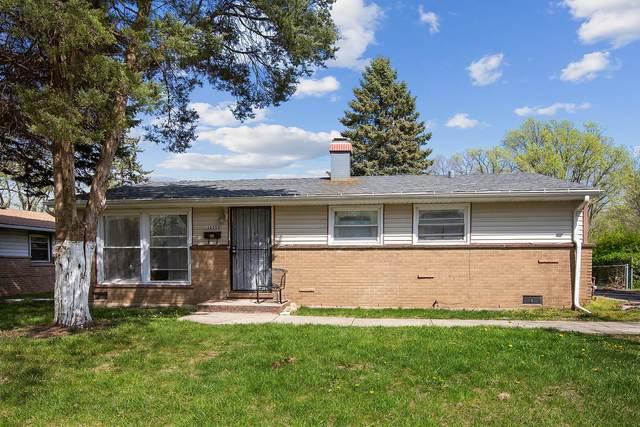 16353 Plymouth Drive, Markham, IL 60428 (MLS #11072691) :: Helen Oliveri Real Estate