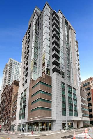 170 W Polk Street W #807, Chicago, IL 60605 (MLS #11072699) :: Littlefield Group