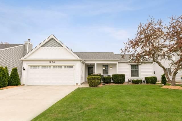 1080 Baybrook Lane, Carol Stream, IL 60188 (MLS #11072732) :: Helen Oliveri Real Estate