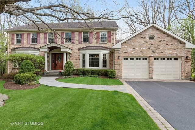 3 Durham Court, Lincolnshire, IL 60069 (MLS #11072740) :: Helen Oliveri Real Estate
