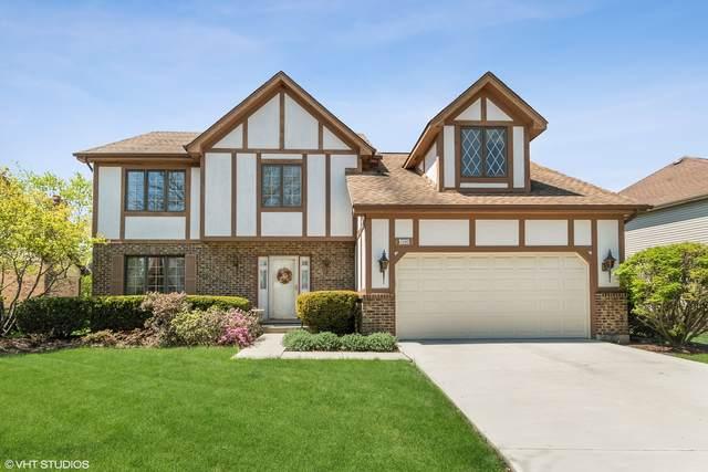 1100 Oakwood Drive, Westmont, IL 60559 (MLS #11072832) :: Helen Oliveri Real Estate