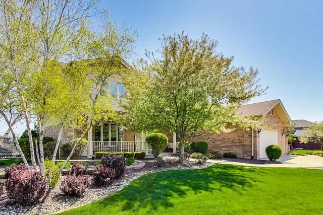 7813 Glenfield Avenue W, Tinley Park, IL 60487 (MLS #11072864) :: Helen Oliveri Real Estate
