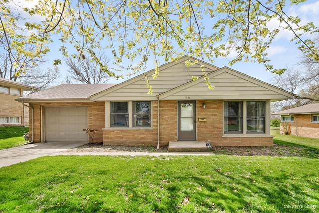 116 Briar Lane, North Aurora, IL 60542 (MLS #11072901) :: Carolyn and Hillary Homes