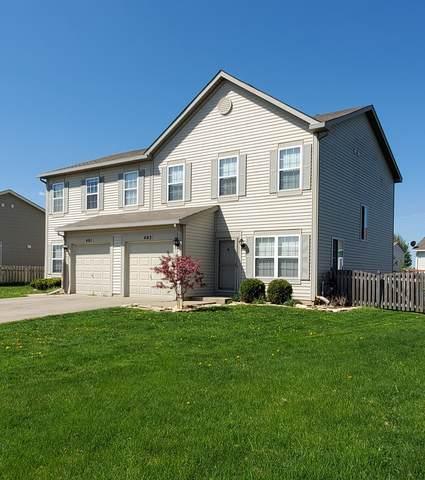 403 Waubonsee Drive #0, Plano, IL 60545 (MLS #11072909) :: Helen Oliveri Real Estate