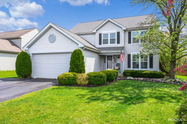 304 Judith Circle, Oswego, IL 60543 (MLS #11072942) :: Carolyn and Hillary Homes