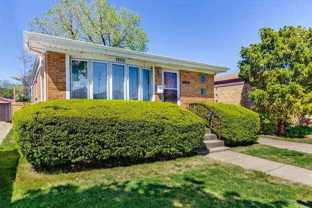 10328 Mcnerney Drive, Franklin Park, IL 60131 (MLS #11072963) :: Helen Oliveri Real Estate